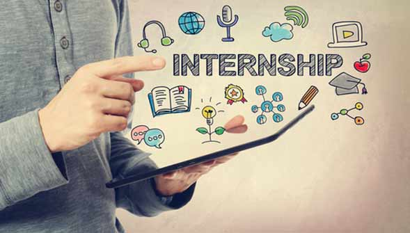 writing internships for college students
